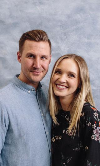 Monika i Marcin Gomułkowie